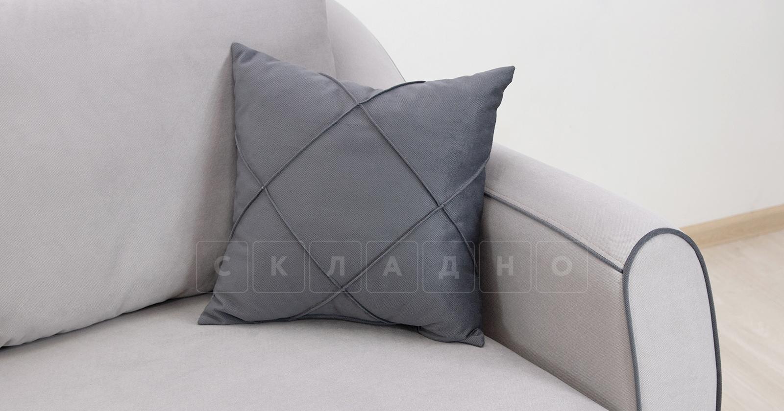 Диван-кровать Флэтфорд светло-серый фото 8 | интернет-магазин Складно