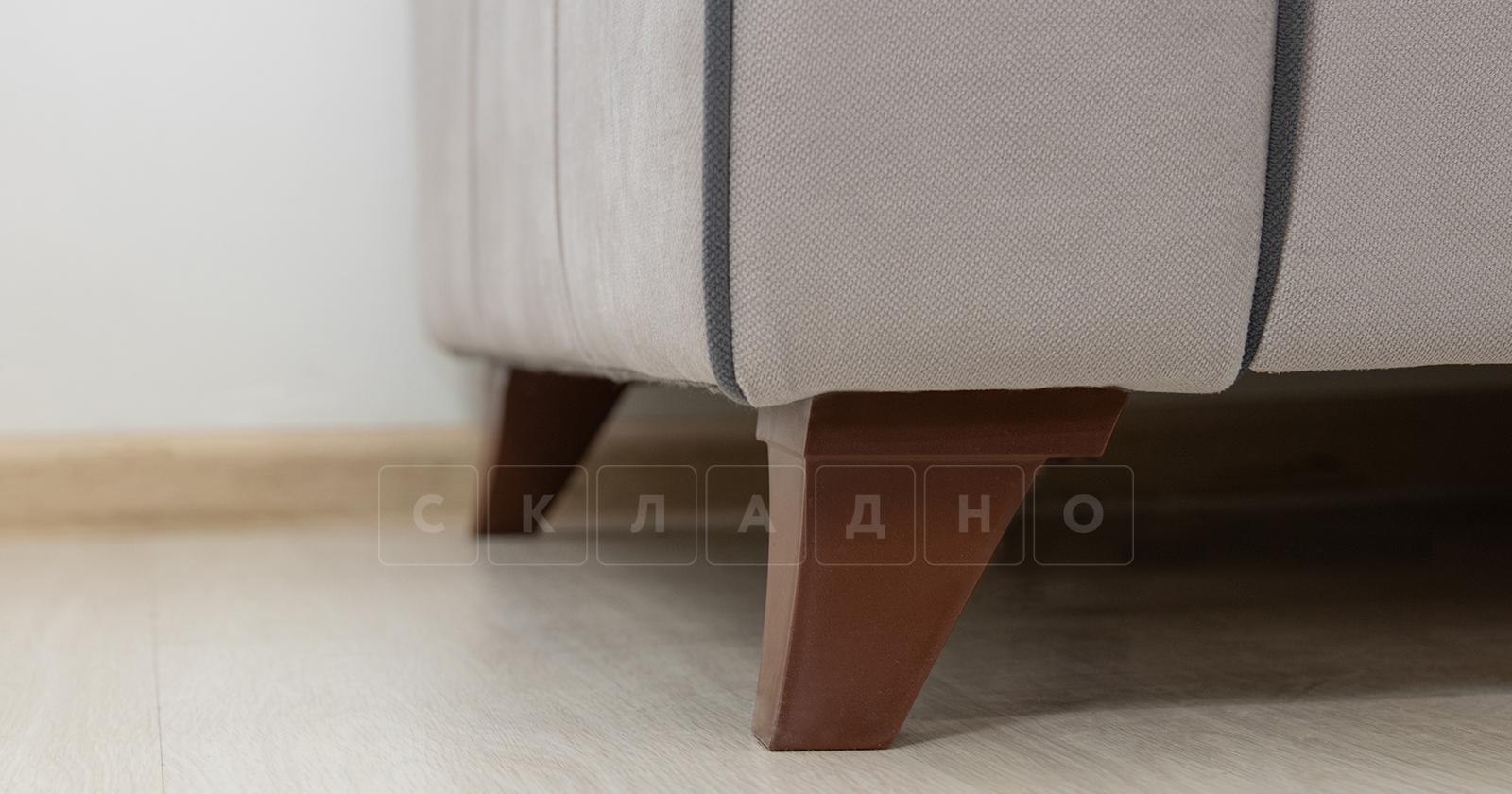 Диван-кровать Флэтфорд светло-серый фото 9 | интернет-магазин Складно