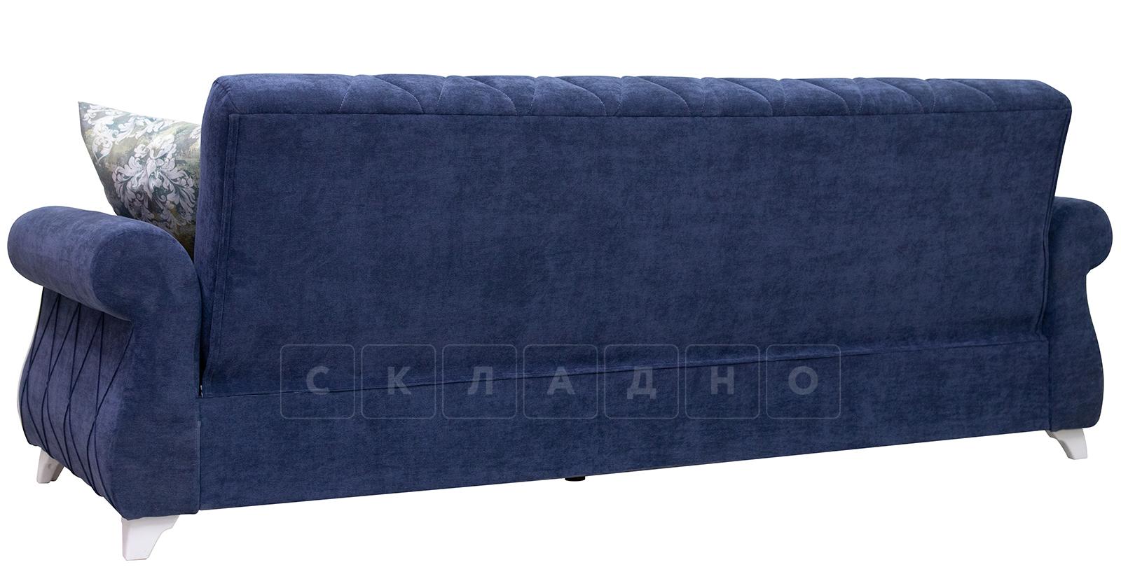Диван-кровать Роза чернильный синий фото 5   интернет-магазин Складно