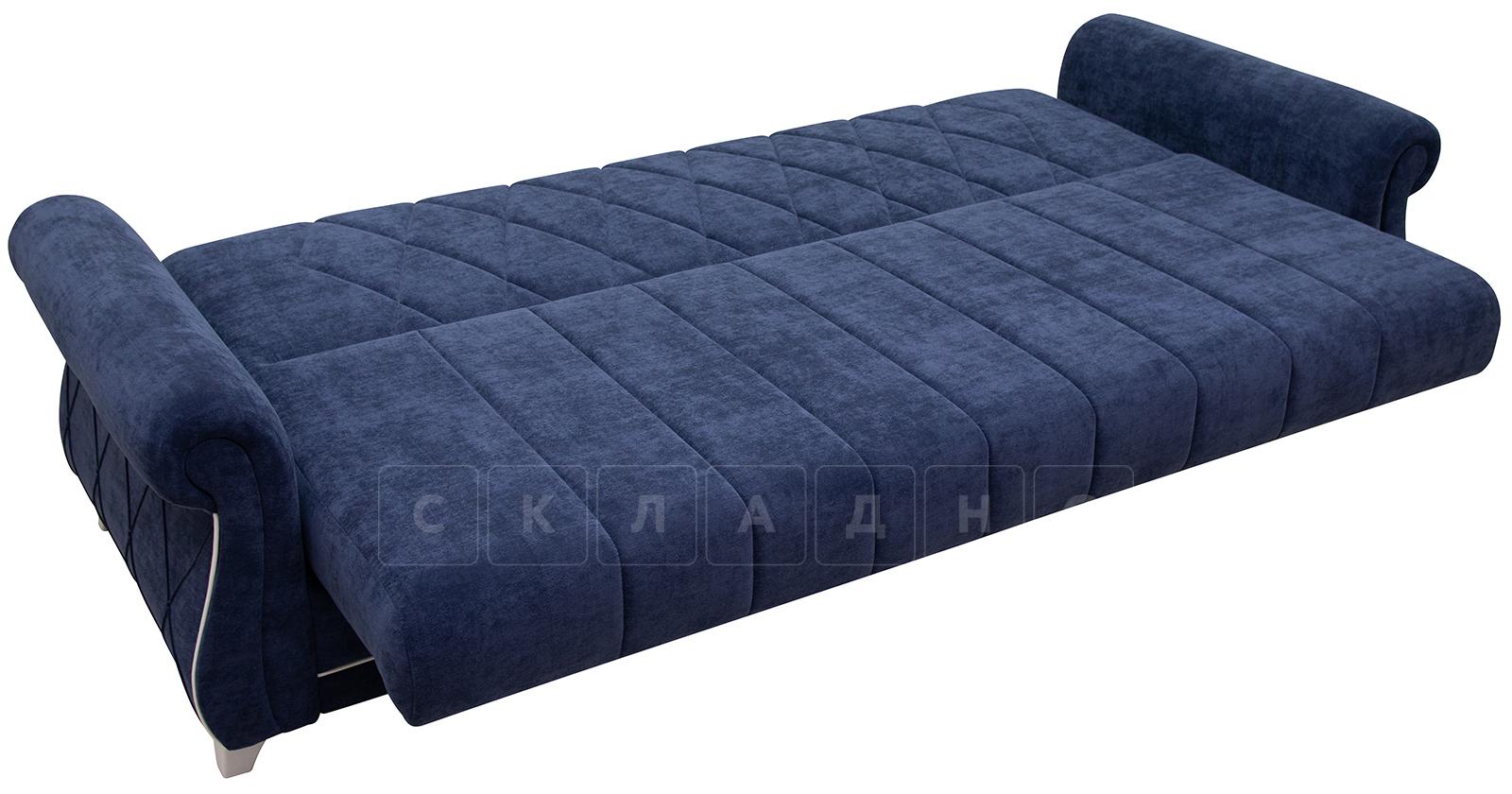 Диван-кровать Роза чернильный синий фото 6   интернет-магазин Складно
