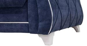 Диван-кровать Роза чернильный синий 43330 рублей, фото 9   интернет-магазин Складно