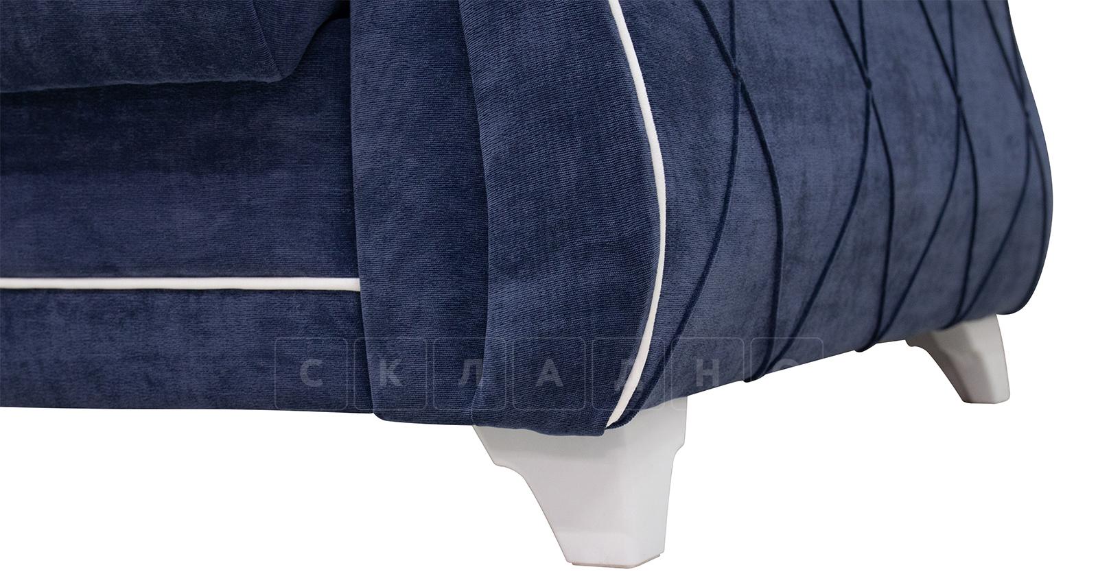 Диван-кровать Роза чернильный синий фото 9   интернет-магазин Складно