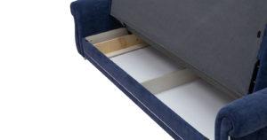 Диван-кровать Роза чернильный синий 43330 рублей, фото 10   интернет-магазин Складно
