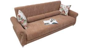 Диван-кровать Роза глиняный-коричневый 43330 рублей, фото 3   интернет-магазин Складно