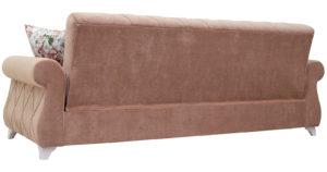 Диван-кровать Роза глиняный-коричневый 43330 рублей, фото 5   интернет-магазин Складно