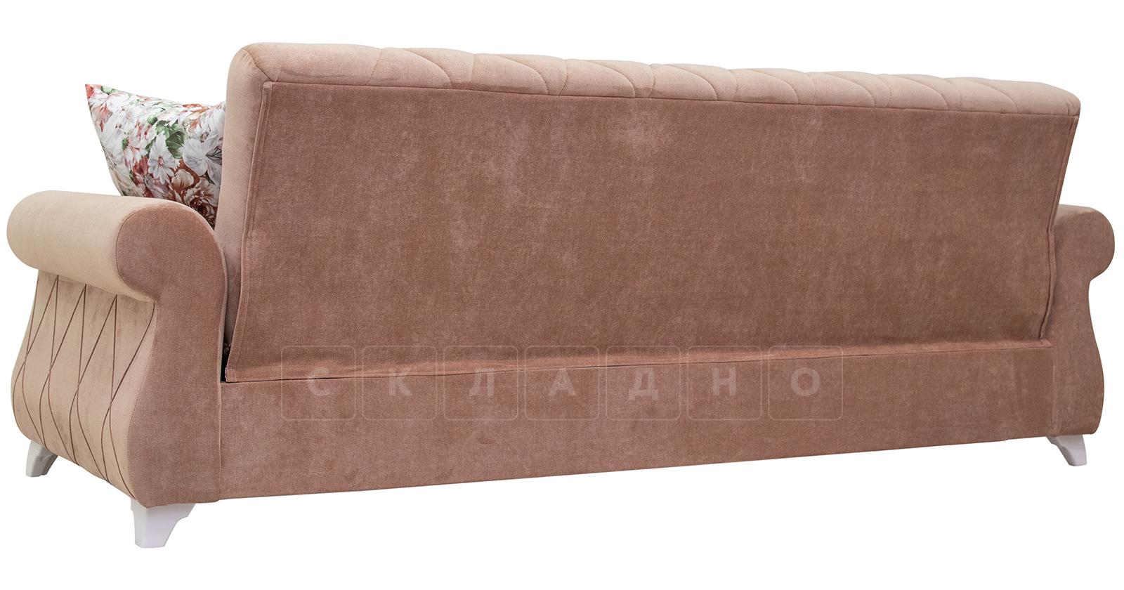 Диван-кровать Роза глиняный-коричневый фото 5   интернет-магазин Складно