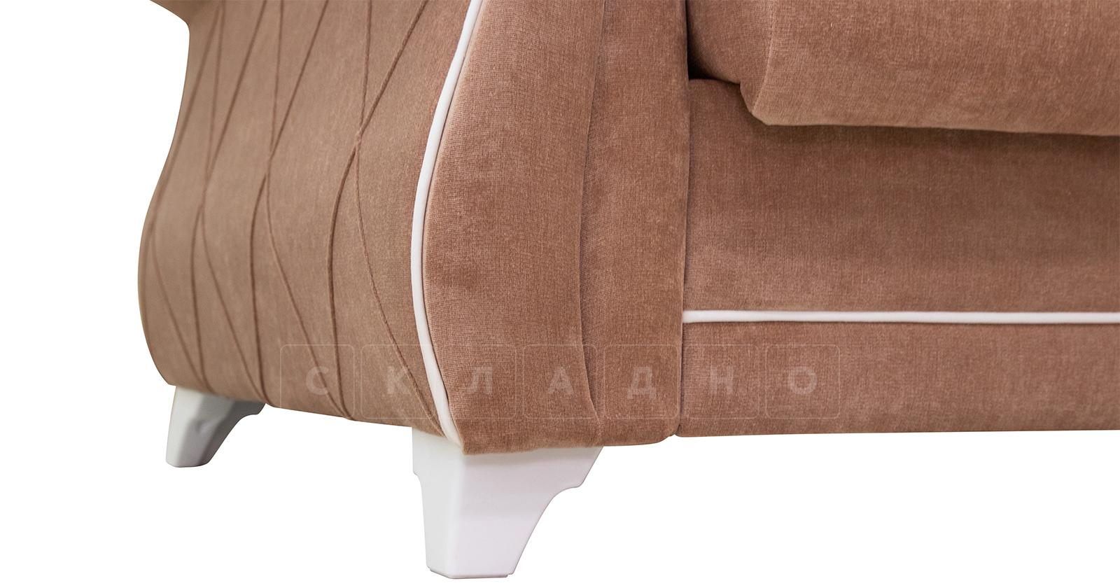 Диван-кровать Роза глиняный-коричневый фото 10   интернет-магазин Складно