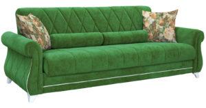 Диван-кровать Роза хвойный зеленый 49950 рублей, фото 2   интернет-магазин Складно