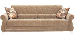 Диван-кровать Роза бежево-песочный 49950 рублей, фото 3 | интернет-магазин Складно