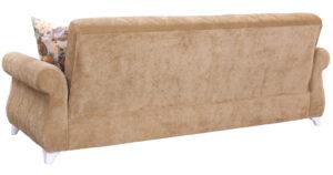 Диван-кровать Роза бежево-песочный 49950 рублей, фото 6 | интернет-магазин Складно