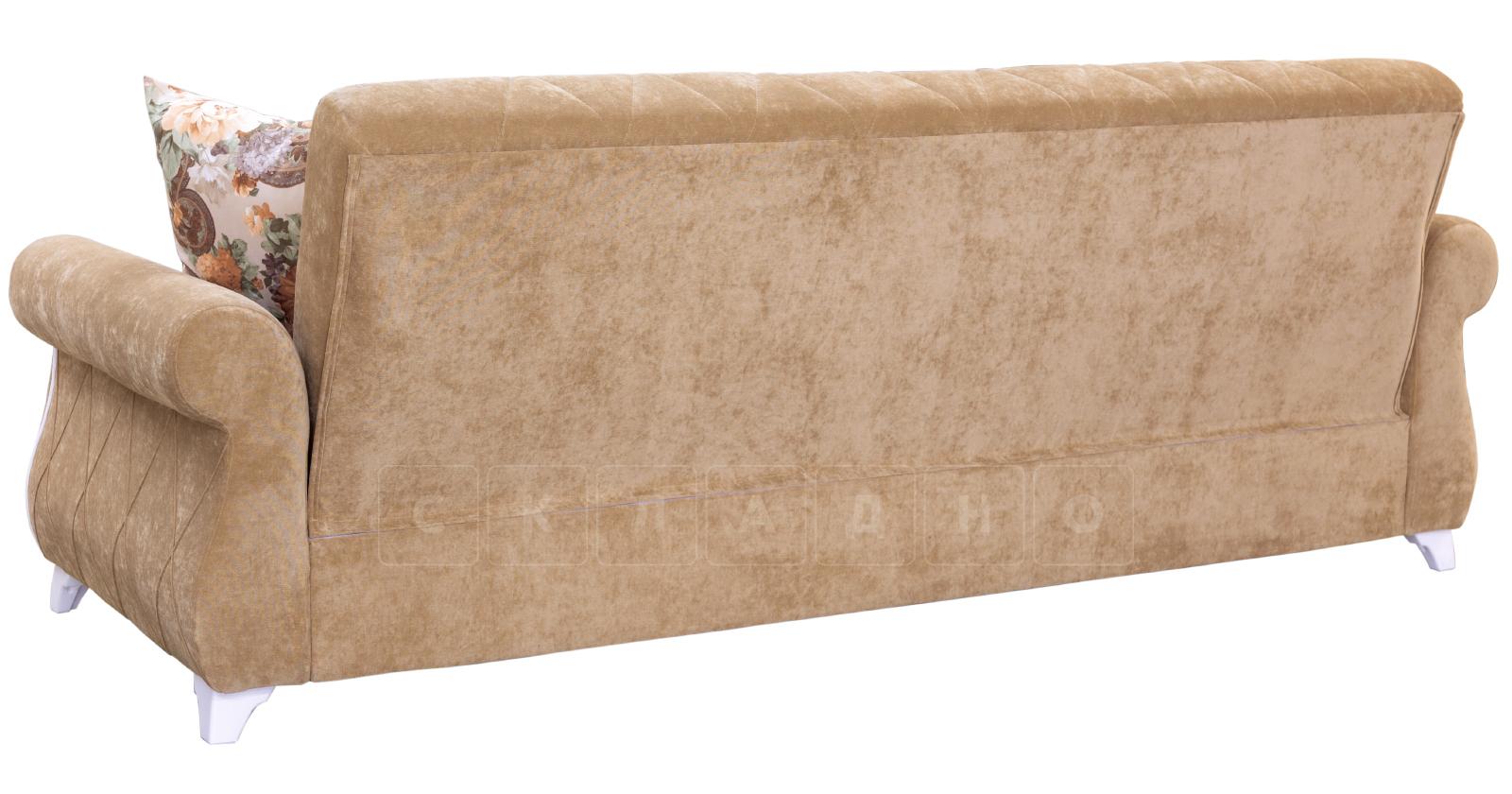 Диван-кровать Роза бежево-песочный фото 6 | интернет-магазин Складно