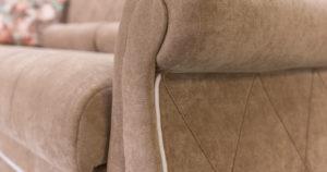 Диван-кровать Роза бежево-песочный 49950 рублей, фото 8 | интернет-магазин Складно