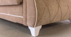 Диван-кровать Роза бежево-песочный 49950 рублей, фото 11 | интернет-магазин Складно
