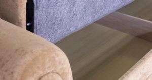 Диван-кровать Роза бежево-песочный 49950 рублей, фото 12 | интернет-магазин Складно