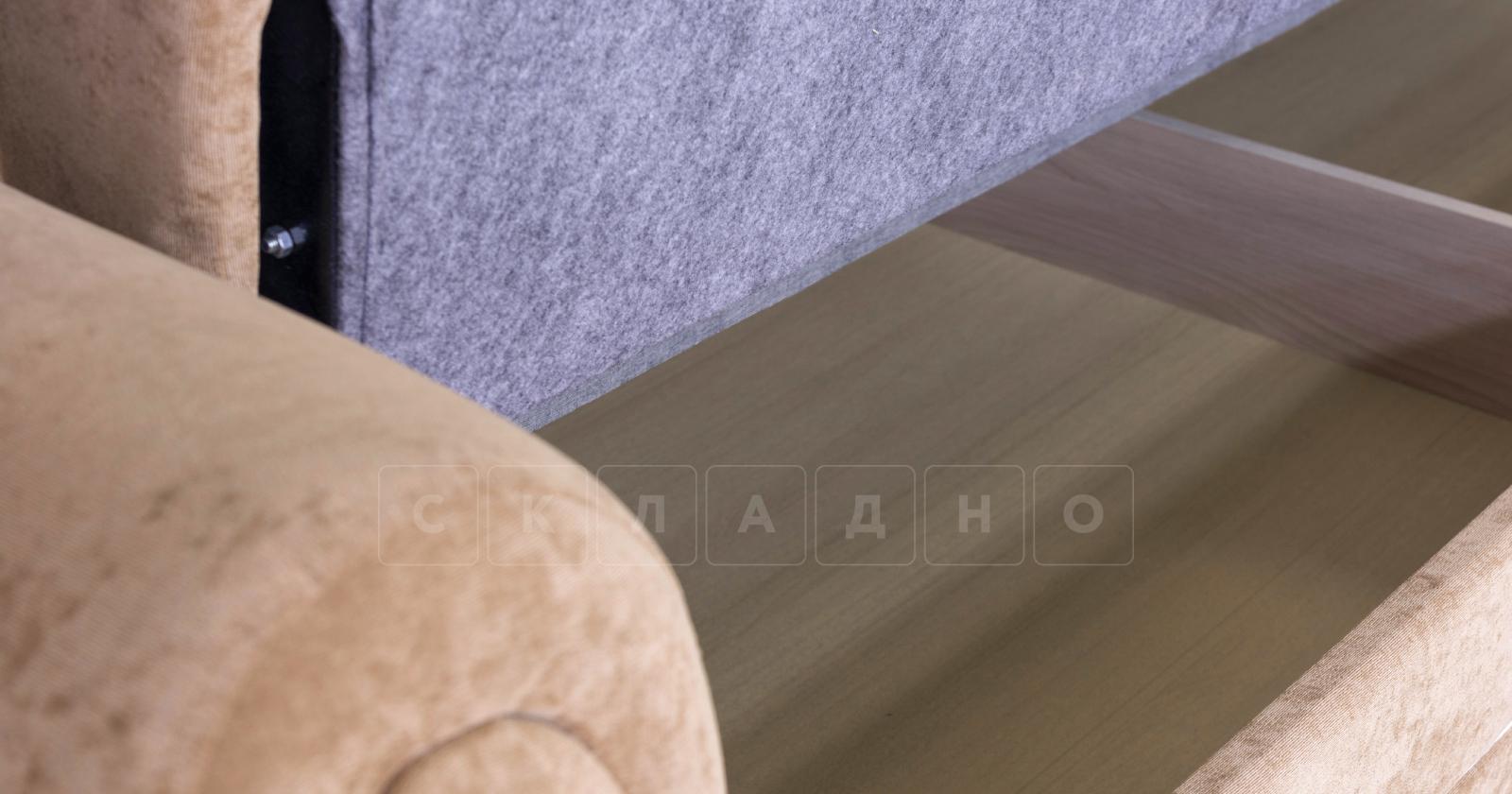 Диван-кровать Роза бежево-песочный фото 12 | интернет-магазин Складно