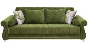 Диван-кровать Роза оливковый 43330 рублей, фото 3 | интернет-магазин Складно