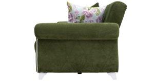 Диван-кровать Роза оливковый 43330 рублей, фото 6 | интернет-магазин Складно