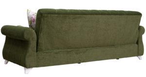 Диван-кровать Роза оливковый 43330 рублей, фото 7 | интернет-магазин Складно