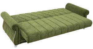 Диван-кровать Роза оливковый 43330 рублей, фото 8 | интернет-магазин Складно