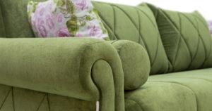 Диван-кровать Роза оливковый 43330 рублей, фото 10 | интернет-магазин Складно