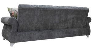 Диван-кровать Роза стальной серый 43330 рублей, фото 6   интернет-магазин Складно