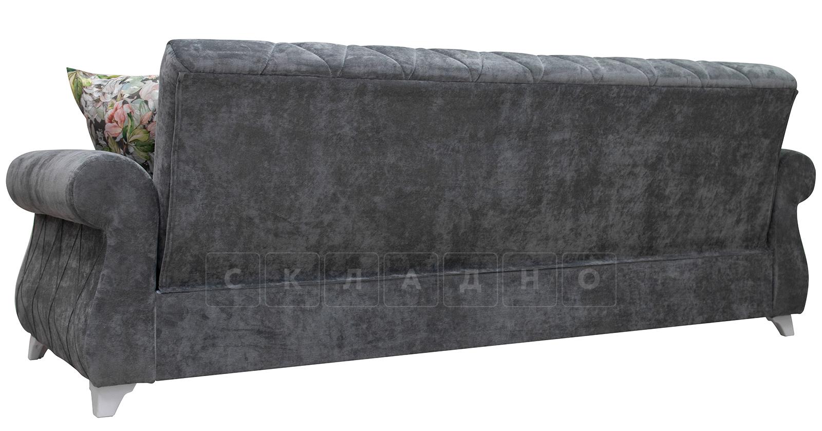 Диван-кровать Роза стальной серый фото 6   интернет-магазин Складно