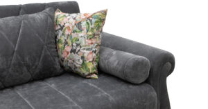 Диван-кровать Роза стальной серый 43330 рублей, фото 9   интернет-магазин Складно