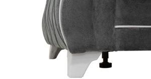 Диван-кровать Роза стальной серый 43330 рублей, фото 10   интернет-магазин Складно