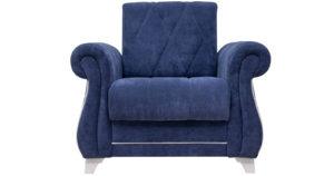 Кресло для отдыха Роза чернильный синий 14990 рублей, фото 2 | интернет-магазин Складно