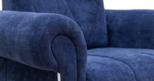 Кресло для отдыха Роза чернильный синий 14990 рублей, фото 8 | интернет-магазин Складно