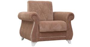 Кресло для отдыха Роза глиняный-коричневый-15751 фото | интернет-магазин Складно