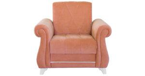 Кресло для отдыха Роза лососевый 18450 рублей, фото 2   интернет-магазин Складно