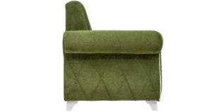 Кресло для отдыха Роза оливковый 14990 рублей, фото 3 | интернет-магазин Складно