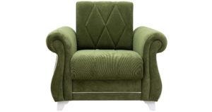 Кресло для отдыха Роза оливковый 14990 рублей, фото 2 | интернет-магазин Складно
