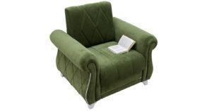 Кресло для отдыха Роза оливковый 14990 рублей, фото 5 | интернет-магазин Складно