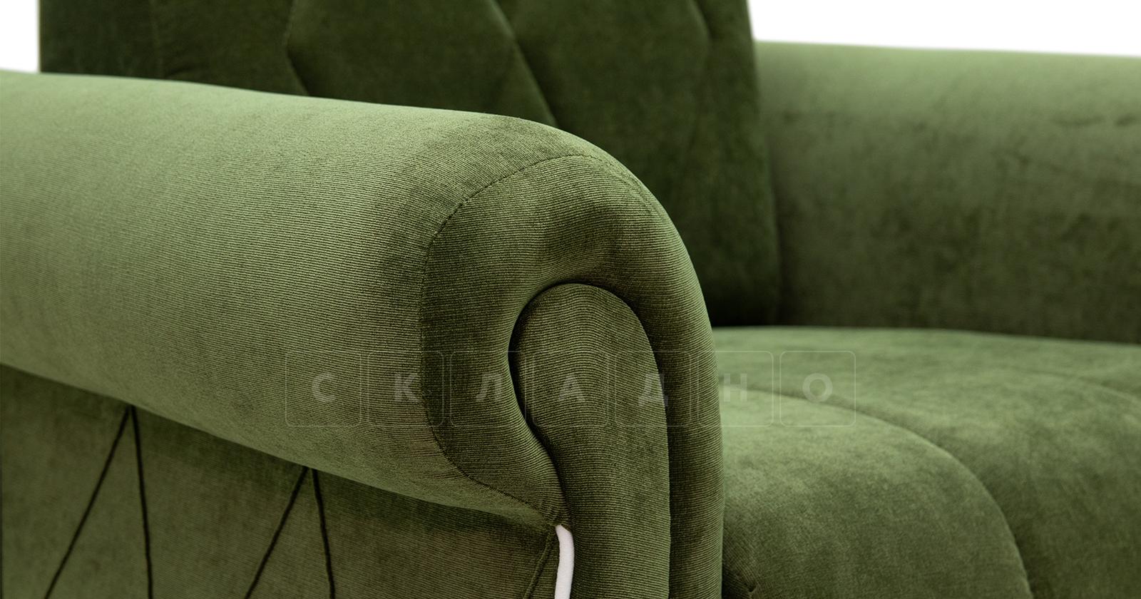 Кресло для отдыха Роза оливковый фото 7 | интернет-магазин Складно
