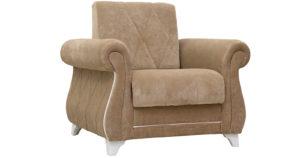 Кресло для отдыха Роза песочный-бежевый-15760 фото | интернет-магазин Складно