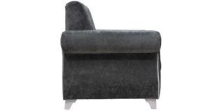 Кресло для отдыха Роза стальной серый 14990 рублей, фото 3 | интернет-магазин Складно