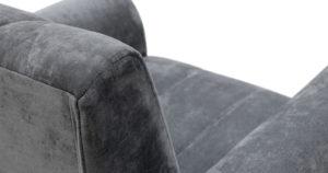 Кресло для отдыха Роза стальной серый 14990 рублей, фото 8 | интернет-магазин Складно