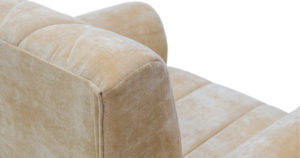 Кресло для отдыха Роза желто-песочный 14990 рублей, фото 7 | интернет-магазин Складно