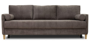 Диван-кровать Лорен серо-коричневый 39400 рублей, фото 2 | интернет-магазин Складно