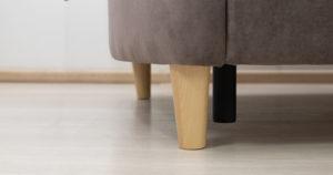 Диван-кровать Лорен серо-коричневый 39400 рублей, фото 11 | интернет-магазин Складно