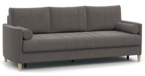 Диван-кровать Лорен серо-коричневый  39400  рублей, фото 1 | интернет-магазин Складно