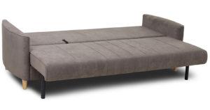 Диван-кровать Лорен серо-коричневый 39400 рублей, фото 5 | интернет-магазин Складно