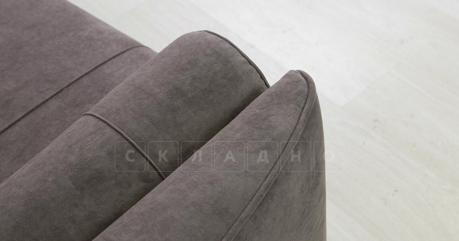 Диван-кровать Лорен серо-коричневый фото 7 | интернет-магазин Складно