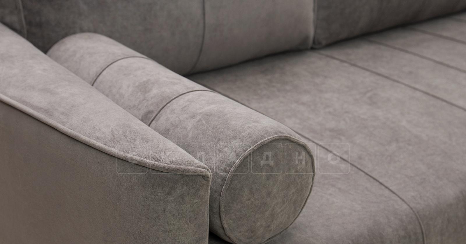 Диван-кровать Лорен серо-коричневый фото 8 | интернет-магазин Складно