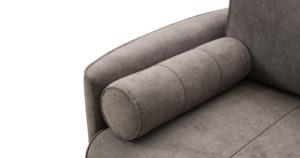 Диван-кровать Лорен серо-коричневый 39400 рублей, фото 9 | интернет-магазин Складно