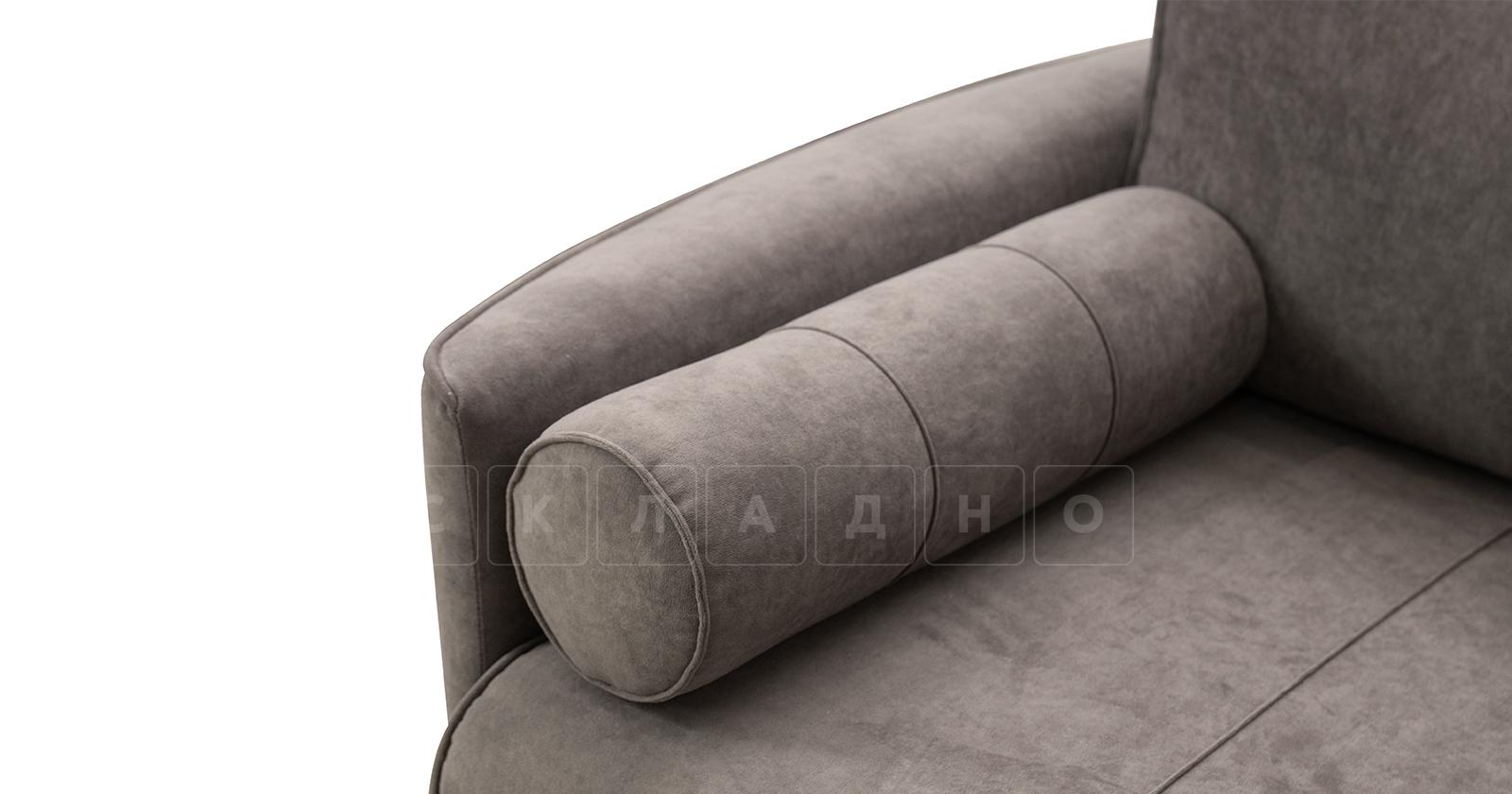 Диван-кровать Лорен серо-коричневый фото 9 | интернет-магазин Складно