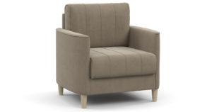 Кресло для отдыха Лорен песочный-15623 фото | интернет-магазин Складно