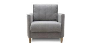 Кресло для отдыха Лорен серебристый серый 13590 рублей, фото 2   интернет-магазин Складно